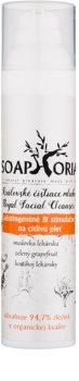 Soaphoria Royal Facial Cleanser adstringentní a stimulační čisticí mléko pro citlivou pleť