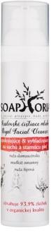 Soaphoria Royal Facial Cleanser kojący i wygładzający balsam do suchej i starzejacej się skóry