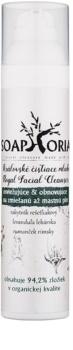 Soaphoria Royal Facial Cleanser orzeźwiające i odświeżające mleczko oczyszczające do skóry tłustej i mieszanej