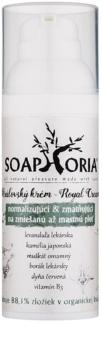 Soaphoria Royal Cream crema normalizante matificante para pieles grasas y mixtas