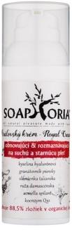 Soaphoria Royal Cream Erneuernde und verwöhnende Creme für trockene und alternde Haut