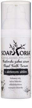 Soaphoria Royal Tooth Serum dentální sérum s aktivním uhlím