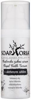 Soaphoria Royal Tooth Serum serum do zębów z węglem aktywnym
