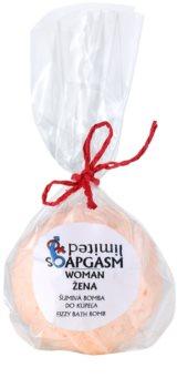 Soaphoria Soapgasm Woman regeneracijska kroglica za kopel