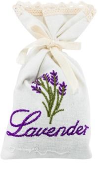 Sofira Decor Interior Lavender ruhaillatosító  15 x 8 cm