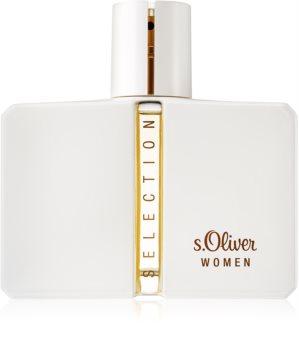 s.Oliver Selection Women eau de toilette para mulheres 50 ml