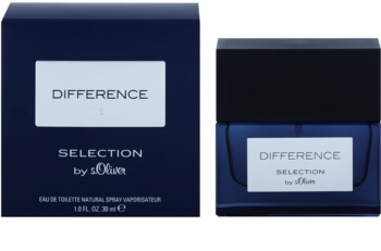 s.Oliver Difference Men eau de toilette para hombre 30 ml