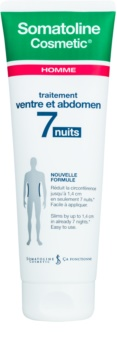 Somatoline Homme Nuit 7 Slimming Cream for Tummy and Hips for Men