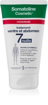 Somatoline Homme Nuit 7 Slimming Cream for Tummy and Hips for Men