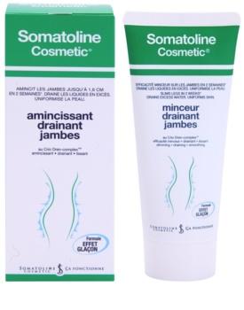 Somatoline Body Care Gel für schlankere und glattere Beine