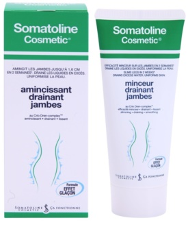 Somatoline Body Care żel wyszczuplający i wygładzający nogi