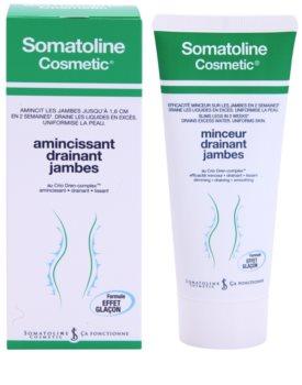 Somatoline Body Care гель для схуднення ніг