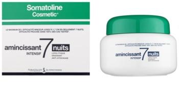 Somatoline Body Care intenzivna nočna krema s hitrim hujševalnim učinkom
