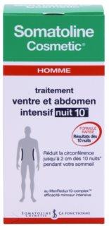 Somatoline Homme Nuit 10 zeštíhlující krém na břicho a boky pro muže