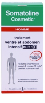Somatoline Homme Nuit 10 zoštíhľujúci krém na brucho a boky pre mužov