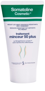 Somatoline Slimming 50 Plus creme de emagrecimento para mulheres após a menopausa