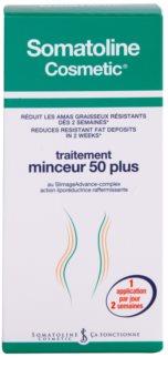 Somatoline Slimming 50 Plus shujševalna krema za ženske po menopavzi