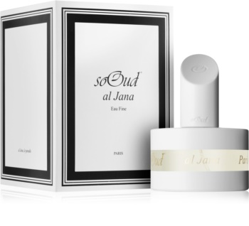 SoOud Al Jana Eau de Parfum for Women 60 ml