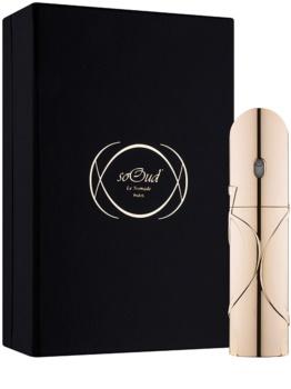 SoOud Le Nomade vaporisateur parfum rechargeable mixte 8 ml au saphir