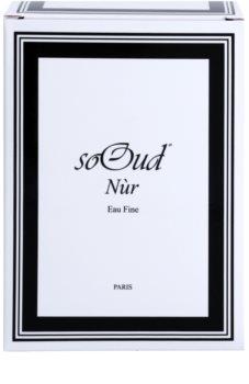 SoOud Ouris eau de parfum pour femme 60 ml