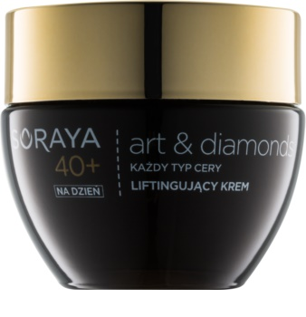 Soraya Art & Diamonds crema de día reafirmante con efecto lifting