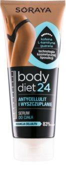 Soraya Body Diet 24 verschlankendes Serum gegen Zellulitis