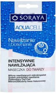 Soraya Aquacell máscara hidratante intensiva