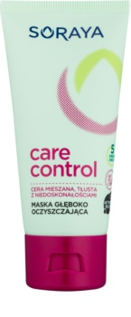 Soraya Care & Control Deep Cleansing Mask For Oily And Problematic Skin