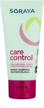 Soraya Care & Control marcarilla de limpieza profunda  para pieles grasas y problemáticas