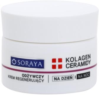 Soraya Collagen & Ceramides výživný regenerační krém s bambuckým máslem