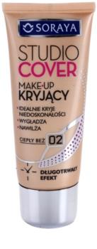 Soraya Studio Cover krycí make-up s vitamínem E