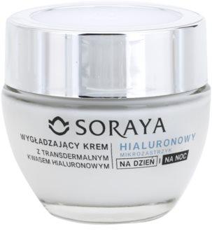Soraya Hyaluronic Microinjection Smoothing Cream with Hyaluronic Acid