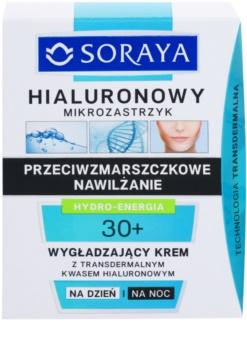 Soraya Hyaluronic Microinjection vyhlazující krém s kyselinou hyaluronovou