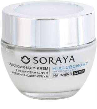 Soraya Hyaluronic Microinjection Anti-Wrinkle Cream with Hyaluronic Acid