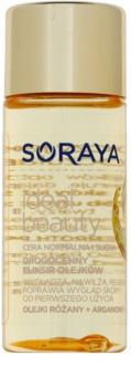 Soraya Ideal Beauty óleo regenerador com efeito suavizante para pele normal e seca