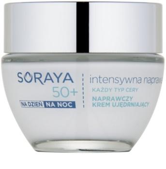 Soraya Intensive Repair crema reafirmante regeneradora para piel 50+