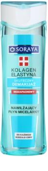 Soraya Collagen & Elastin hydratační micelární voda bez parfemace