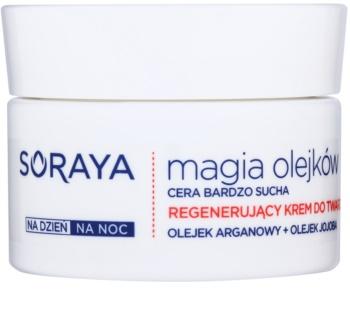 Soraya Magic Oils regenerační krém pro velmi suchou pleť