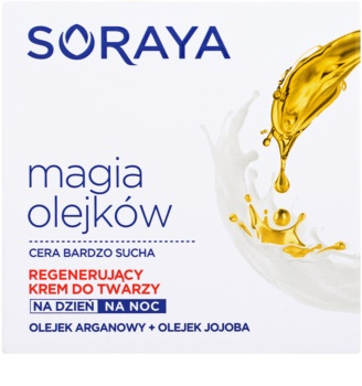 Soraya Magic Oils regenerierende Creme für sehr trockene Haut