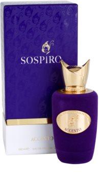 Sospiro Accento eau de parfum pentru femei 100 ml