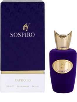 Sospiro Capriccio Eau de Parfum para mulheres 100 ml