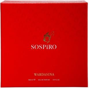Sospiro Wardasina Eau de Parfum para mulheres 100 ml