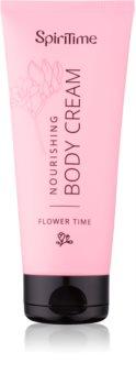 SpiriTime Flower Time hranilna krema za telo
