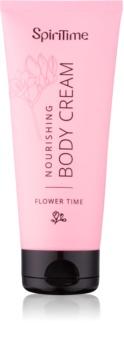 SpiriTime Flower Time nährende Körpercreme