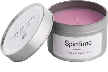 SpiriTime Flower Time świeczka zapachowa    w puszcze