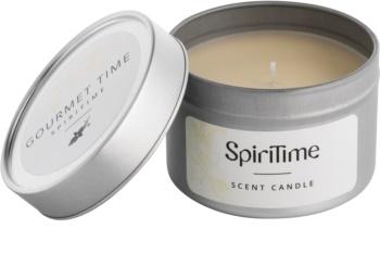 SpiriTime Gourmet Time vonná sviečka   v plechu