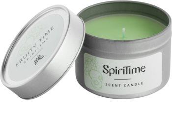 SpiriTime Fruity Time candela profumata   in lattina