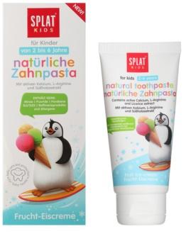 Splat Kids pasta de dientes natural para niños