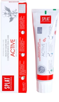 Splat Professional Active Bio-Active Toothpaste for Healthy Gums and Complex Tooth Care