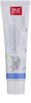 Splat Professional Lavendersept dentífricol bio-ativo para reduzir a sensibilidade dos dentes e umas gengivas saudáveis